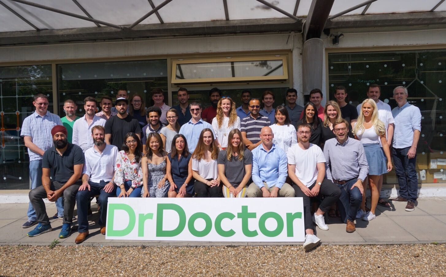 DrDoctor team 2019