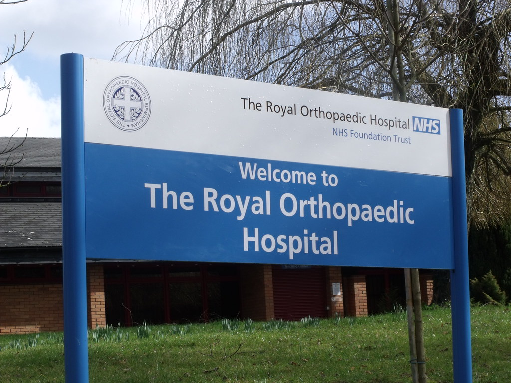 The Royal Orthopaedic