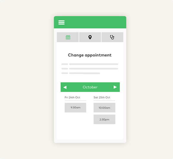 Appointment Management